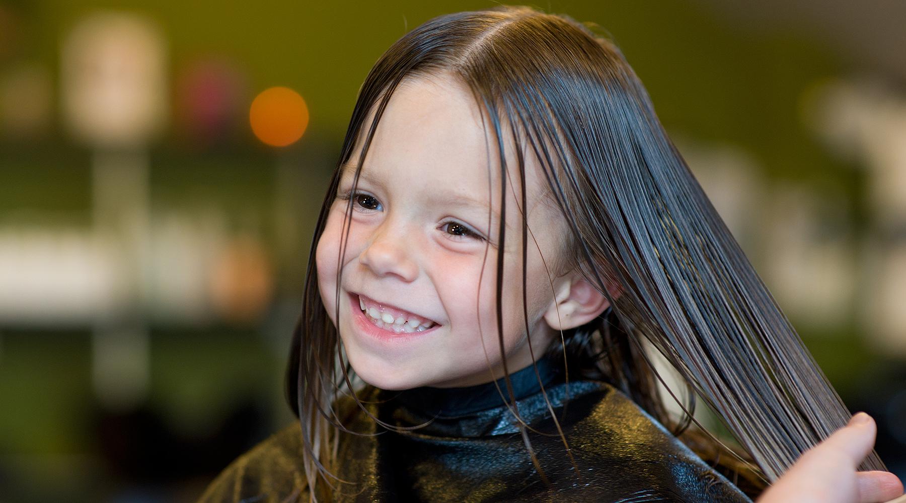 Girls Haircuts!